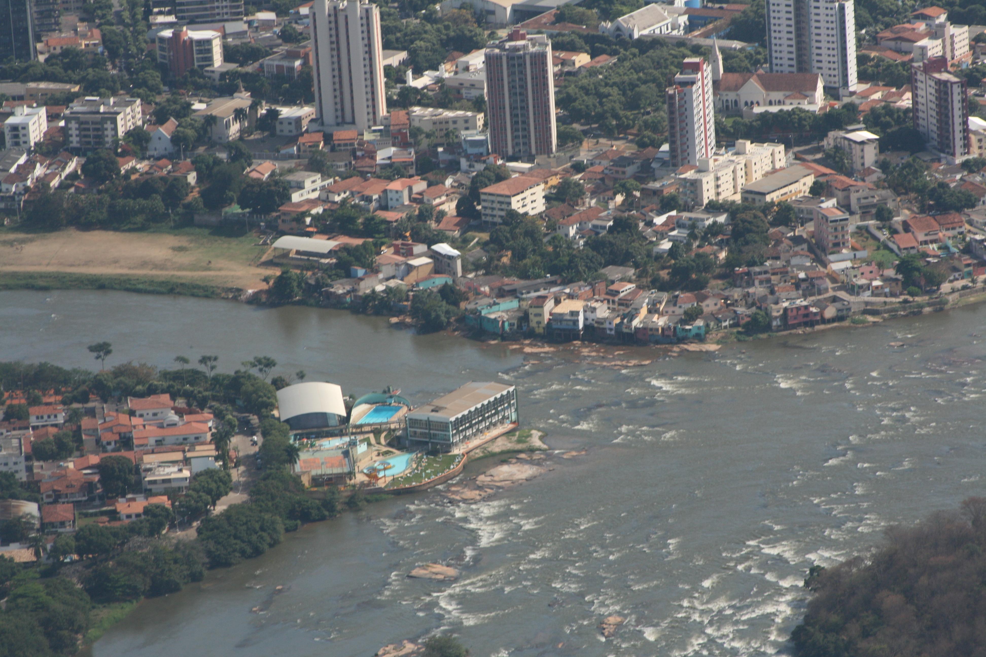 Rio Doce em Governador Valadares