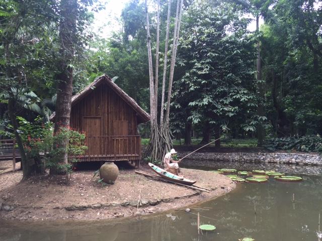 5a9c80743 Em parceria com o Jardim Botânico, ANA revitaliza região amazônica ...