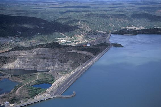Hidrelétrica de Xingó (AL)