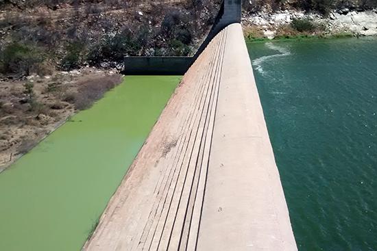 Barragem de Passagem das Traíras (RN)
